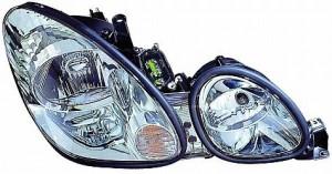 2001-2005 Lexus GS300 Headlight Assembly - Right (Passenger)