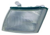 1995 - 1997 Lexus LS400 Parking Light Assembly Replacement / Lens Cover - Left (Driver)