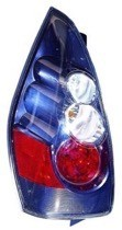 2006 - 2007 Mazda 5 Mazda5 Tail Light Rear Lamp - Left (Driver)