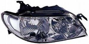2002-2003 Mazda Protege Headlight Assembly - Right (Passenger)