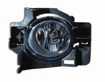 2008 - 2013 Nissan Altima Fog Light Assembly Replacement Housing / Lens / Cover - Left (Driver)