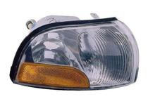 1999 - 2000 Nissan Quest Van Corner Light Assembly Replacement / Lens Cover - Right (Passenger)