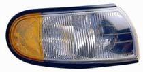 1996 - 1998 Nissan Quest Van Parking + Marker Light - Left (Driver)