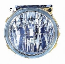 2000-2004 Subaru Outback Fog Light Lamp - Left (Driver)