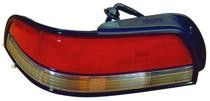1995 - 1997 Toyota Avalon Rear Tail Light Assembly Replacement / Lens / Cover - Left (Driver)