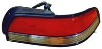 1995 - 1997 Toyota Avalon Rear Tail Light Assembly Replacement / Lens / Cover - Right (Passenger)