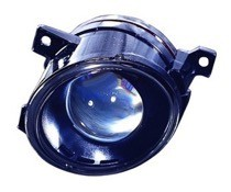 2005 Volkswagen Jetta Fog Light Assembly Replacement Housing / Lens / Cover - Left (Driver)