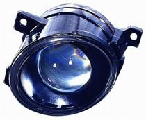 2005 Volkswagen Jetta Fog Light Assembly Replacement Housing / Lens / Cover - Right (Passenger)