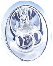 2005 - 2008 Mini Cooper Headlight Assembly - Right (Passenger)