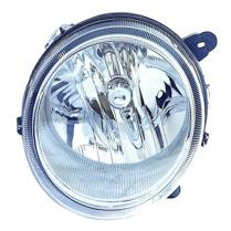 2007 - 2010 Jeep Compass Headlight Assembly - Right (Passenger)