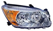 2006 - 2008 Toyota RAV4 Headlight Assembly (Base/Limited Model) - Right (Passenger)