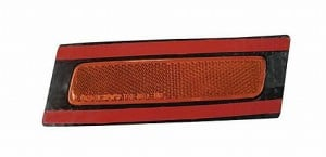 2005-2008 Audi A4 Front Side Reflector - Left (Driver)