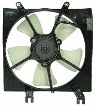 1992-1993 Acura Integra Radiator Cooling Fan Assembly