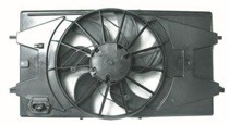 2005 - 2008 Chevrolet (Chevy) Cobalt Radiator Cooling Fan Assembly