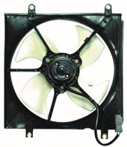1994 - 1997 Honda Accord Radiator Cooling Fan Assembly (Toyo)