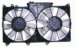 2001-2005 Lexus IS300 Radiator Cooling Fan Assembly