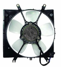 1994-1998 Mitsubishi Galant Radiator Cooling Fan Assembly (ES / DE / S)