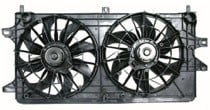 2004 - 2006 Pontiac Grand Prix Radiator Cooling Fan Assembly