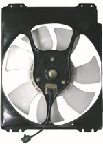 1998 Subaru Forester Cooling Fan Assembly