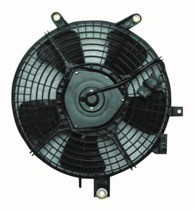 1995 - 2001 Suzuki Swift Cooling Fan Assembly