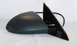 2006-2012 Chevrolet Chevy Impala Side View Mirror (Power Remote / Heated / with Defogger) - Right (Passenger)