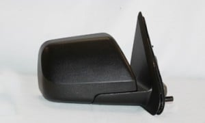 2008-2009 Ford Escape Side View Mirror (Power / Non-Heated / Black / Escape Limited/XLS/XLT) - Right (Passenger)