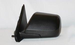 2008-2009 Ford Escape Side View Mirror (Power / Non-Heated / Black / Escape Limted/XLS/XLT) - Left (Driver)