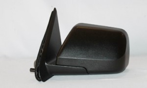 2008-2009 Ford Escape Hybrid Side View Mirror (Power Remote / Heated / Black / Escape Limited Hybrid) - Left (Driver)