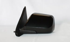 2008-2009 Mercury Mariner Side View Mirror (Non-Heated / Power Remote) - Left (Driver)