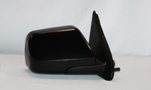 2008-2009 Ford Escape Hybrid Side View Mirror (Power Remote / Heated / Paint to Match) - Right (Passenger)