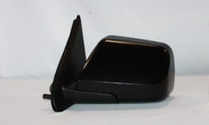2008-2009 Mercury Mariner Side View Mirror (Heated / Power Remote / Paint to Match)  - Left (Driver)