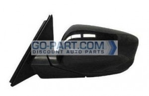 2008-2010 Honda Accord Side View Mirror (Sedan / Power Remote / Non-Heated) - Left (Driver)