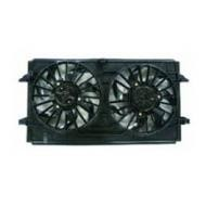 2007 - 2010 Chevrolet (Chevy) Malibu Radiator Cooling Fan Assembly