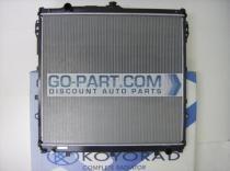2007-2010 Toyota Tundra KOYO Radiator A2994