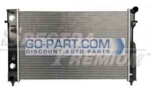2004-2004 Pontiac GTO KOYO Radiator A2754