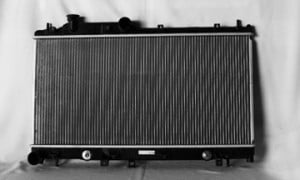 2005-2010 Subaru Legacy Radiator (Without Turbo)