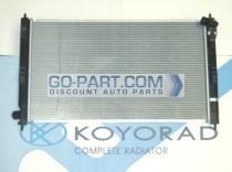 2008 - 2014 Mitsubishi Lancer KOYO Radiator A2979