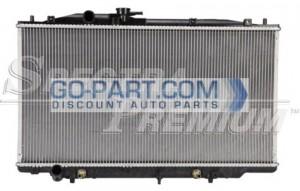 2005-2007 Honda Accord Radiator (3.0L V6 / Hybrid)