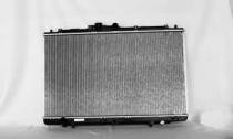 2001 - 2003 Acura CL Radiator (Coupe + 16 3/4-inch Core)