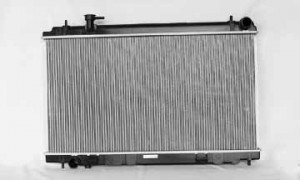 2003-2006 Nissan 350Z Radiator [Manual]