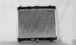 2007-2010 Toyota Yaris Radiator [Automatic]