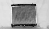 2007 - 2012 Toyota Yaris Radiator [Automatic]