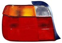 1995 - 1999 BMW 318i Rear Tail Light Assembly Replacement / Lens / Cover - Left (Driver)
