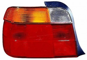 1995-1999 BMW 318i Tail Light Rear Lamp - Left (Driver)