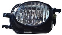 2001 - 2007 Mercedes Benz C230 Fog Light Lamp (with AMG Styling Package) - Left (Driver)