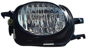 2000-2002 Mercedes Benz CL600 Fog Light Lamp (with Sport Package) - Right (Passenger)