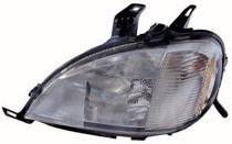 2000 - 2001 Mercedes Benz ML430 Headlight Assembly - Left (Driver)