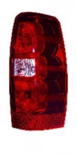 2007 - 2013 Chevrolet (Chevy) Avalanche Tail Light Rear Lamp - Right (Passenger)