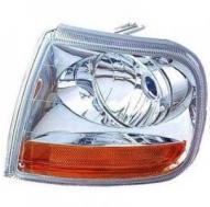 2004 Ford F-Series Pickup Parking Light Assembly Replacement / Lens Cover - Left (Driver)