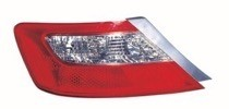 2009-2011 Honda Civic Tail Light Rear Lamp (Coupe) - Left (Driver)